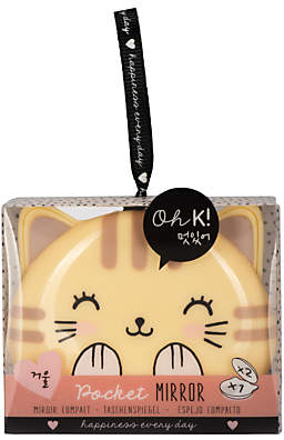 NPW Oh K Cat Compact Beauty Mirror
