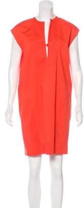 Hermes Sleeveless Mini Dress
