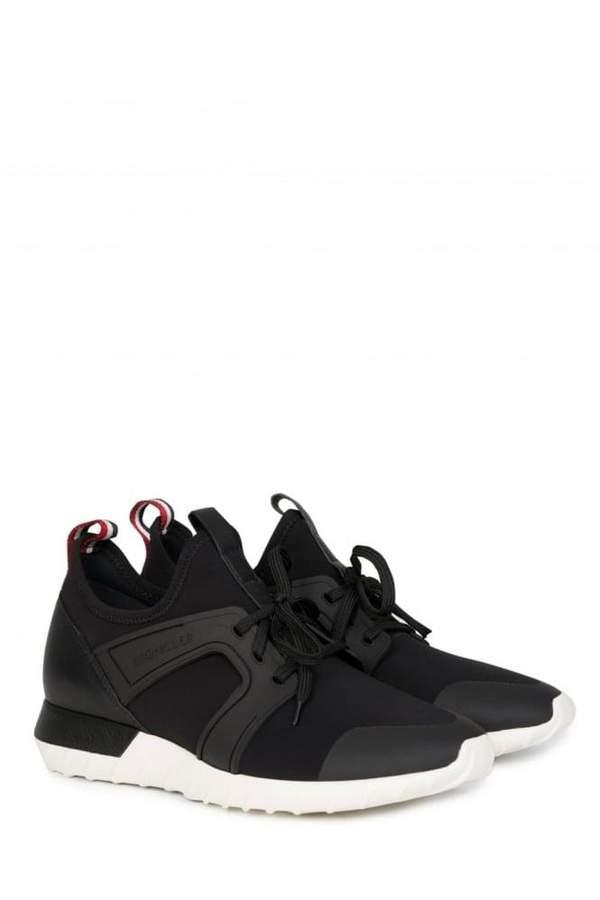 MonclerEmilienSneakersBlack