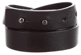 Jeffrey Dodd Leather Waist Belt w/ Tags