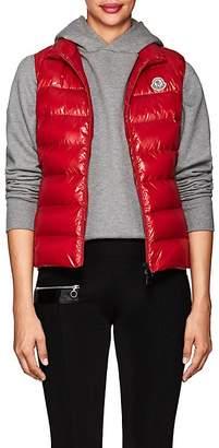 ... Moncler Women's Ghany Tech-Taffeta Puffer Vest
