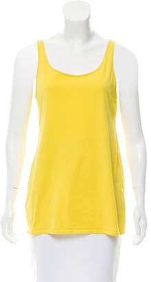 Eileen Fisher Sleeveless Scoop Neck Top