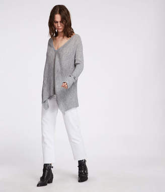 AllSaints Kelsey V-neck Sweater