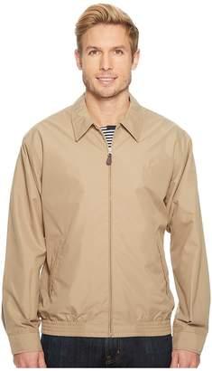 Chaps Full Zip Microfiber Jacket Men's Coat