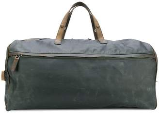 Mr & Mrs Italy faded-effect holdall