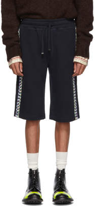 Missoni SSENSE Exclusive Navy Cotton Shorts