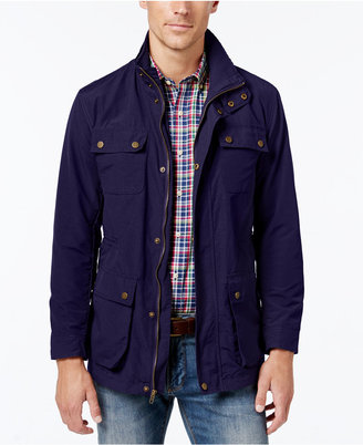 Club Room Men's Big and Tall Lightweight Field Jacket $129 thestylecure.com