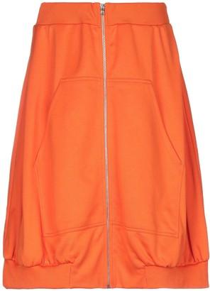 Moschino Knee length skirts - Item 35386109XN