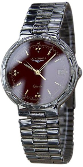 LonginesLongines Conquest Stainless Steel / White Gold Plated 32mm Unisex Watch