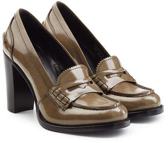 Church's Patent Leather Loafer Pumps