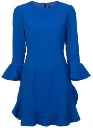 Jill Stuart flared cuff mini dress