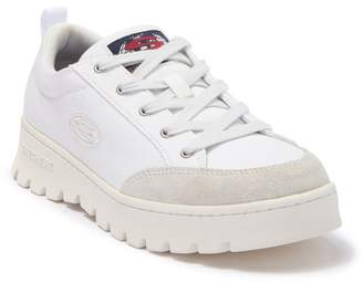 Skechers Lucky Street Cleats Platform Sneaker