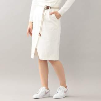 GUILD PRIME (ギルド プライム) - ギルドプライム 【LOVELESS】WOMENS ホワイトスリットスカート