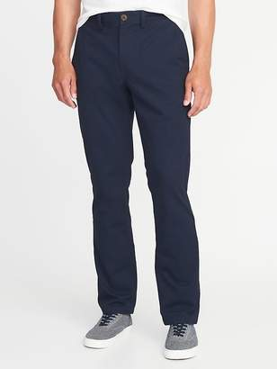 Old Navy Straight Uniform Khakis for Men