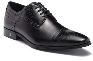 Versace Cap Toe Shoe