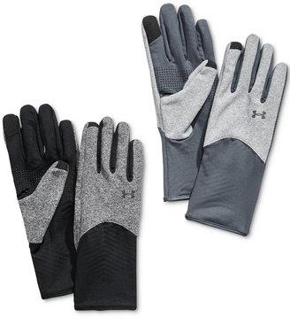 Under Armour Survivor Fleece Gloves $29.99 thestylecure.com
