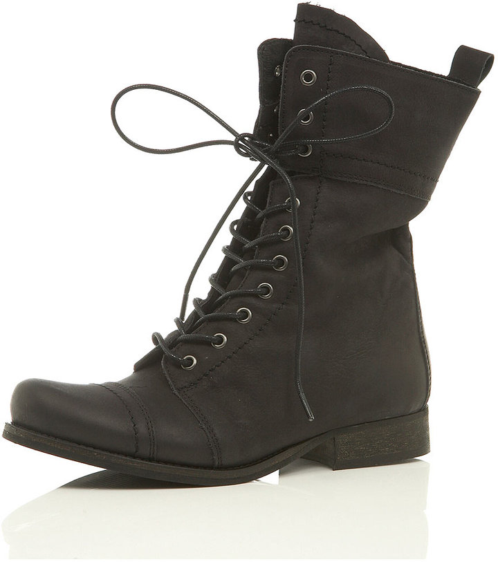ALFRED2 Laced Work Boots