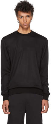 Paul Smith Black Side Stripe Sweatshirt
