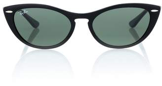 Ray-Ban Nina cat-eye acetate sunglasses