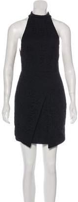 Nicholas Sleeveless Laced Mini Dress