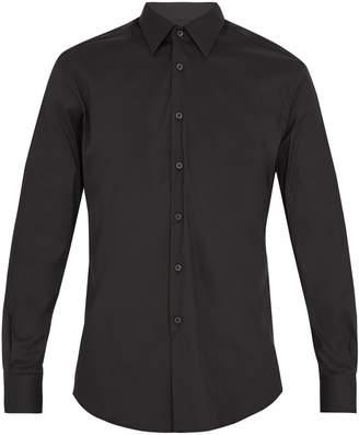 Prada Single-cuff stretch-cotton shirt