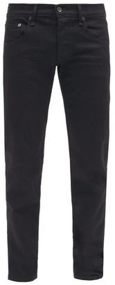 Rag & Bone Fit 1 Slim Leg Jeans - Mens - Black