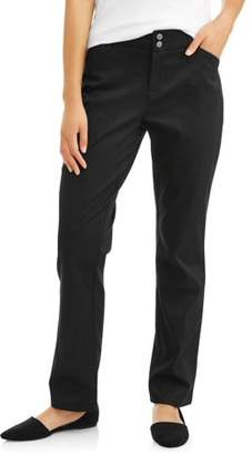 Dickies Juniors' Mid-Rise Straight Leg Career Pant