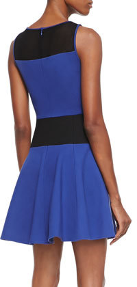 Tibi Sleeveless Flirty Knit Dress (Stylist Pick!)