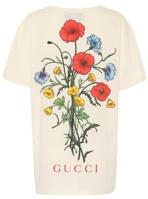 Gucci Chateau Marmont cotton T-shirt