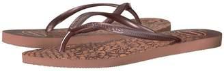 Havaianas Slim Animals Flip Flops Women's Sandals