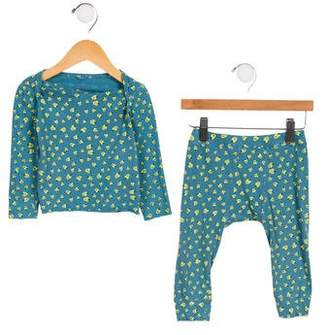 Stella McCartney Girls' Apple Pajama Set