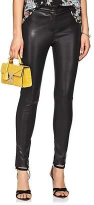 Robert Rodriguez Women's Leather Leggings