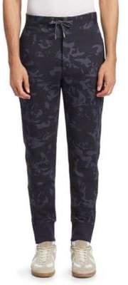 Alexander McQueen Camouflage Sweatpants