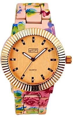 Eton Womens Analogue Classic Quartz Watch with None Strap 3179J-RG