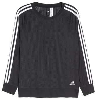 adidas Essentials Mesh Sweatshirt