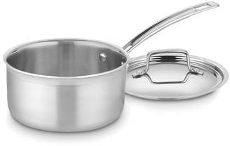 Cuisinart Stainless steel Saucepan with Lid