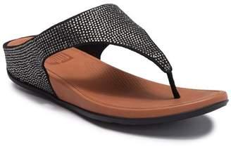 FitFlop Banda Glitz Toe Post Sandal