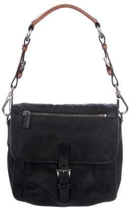 Prada Handbag Silver Hardware - ShopStyle dbe7488fff739