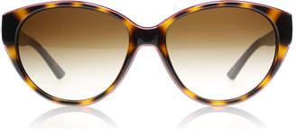 DKNY DY4120 Sunglasses Dark Tortoise 301613 57mm
