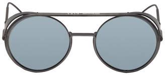 Dita Black Boris Bidjan Saberi Edition Sunglasses