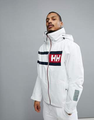 Helly Hansen Salt Power Jacket In White