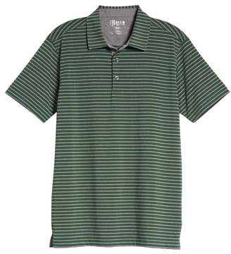 Bobby Jones Control Stripe Jersey Polo