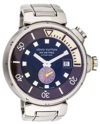 Louis Vuitton Tambour Diver Watch