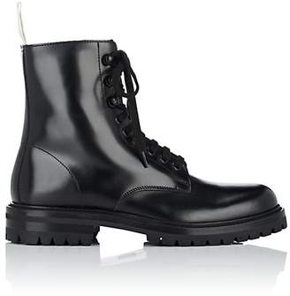 Common Projects Women's Leather Combat Boots