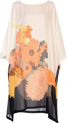 Dries Van Noten 3/4 length dresses