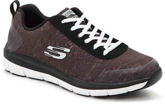 Skechers Comfort Flex Work Sneaker - Women's