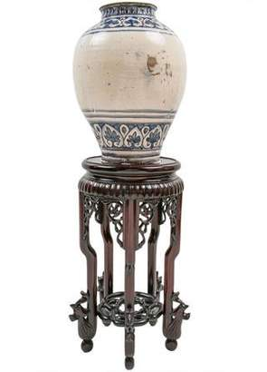 Portugese Urn and Stand