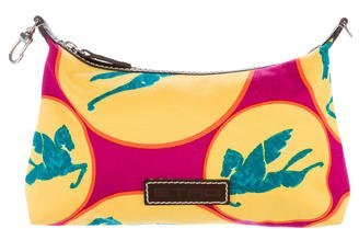 Etro Printed Cosmetic Bag $95 thestylecure.com