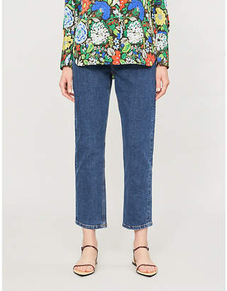 Joseph Kemp stretch-denim boyfriend jeans