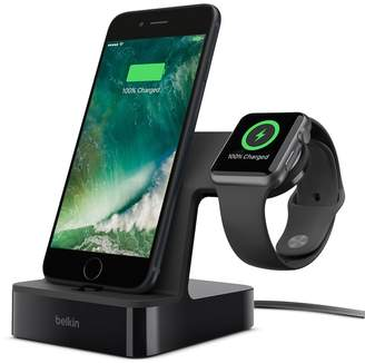 Belkin PowerHouse charging dock for iPhone and Apple Watch